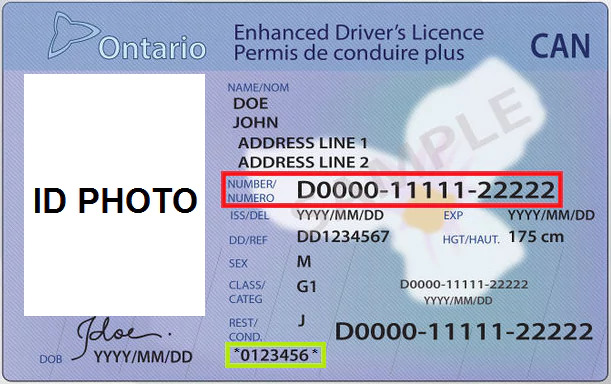 Dodge Credit Card >> How To Renew or Replace Your Driver's License | The Canada Car Buying Guide