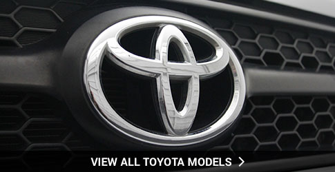 Build & Price New Toyota