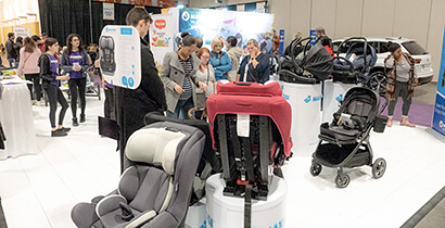 HG Baby Expo Event
