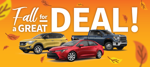 Humberview Group Fall Specials Car Specials and Deals